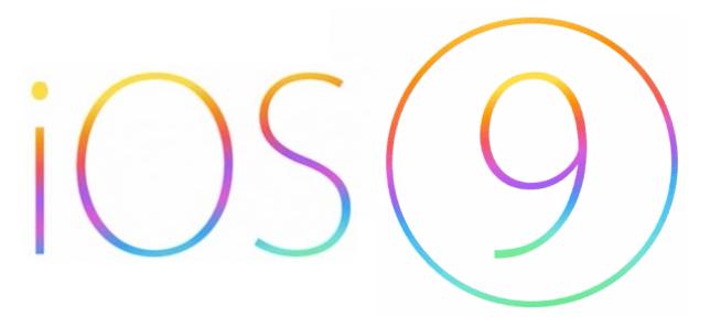 iOS 9 aggiornamento