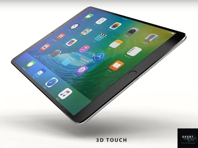 iPad Air 3 design: il concetto