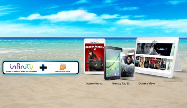 Galaxy Tab S2, Galaxy Tab A, Galaxy View