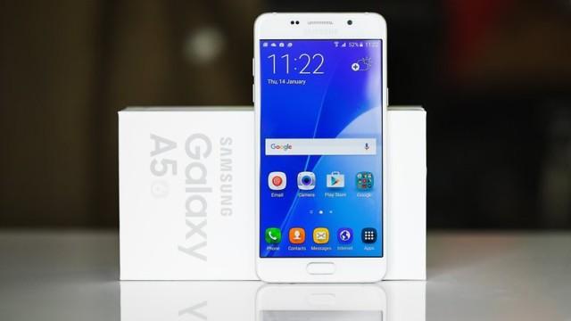 Galaxy A5 2016 Marshmallow