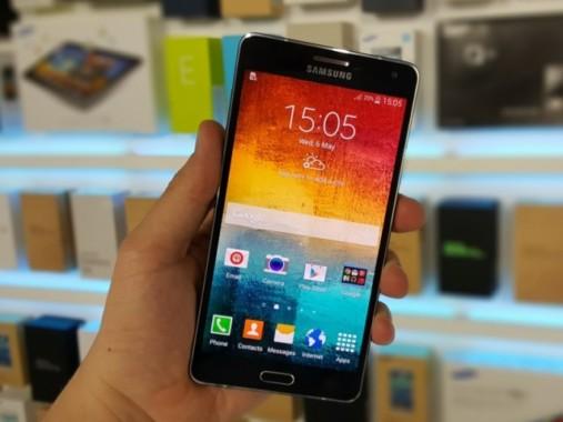 Galaxy A7 Marshmallow