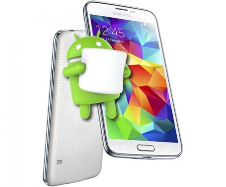 Galaxy S5 No Brand Marshmallow