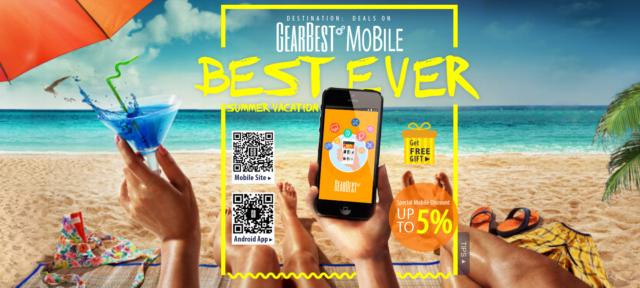 Saldi estivi per Gearbest: la gamma Xiaomi offerta a prezzi.. da paura!