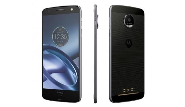 Moto Z, anche Motorola ha il suo smartphone modulare