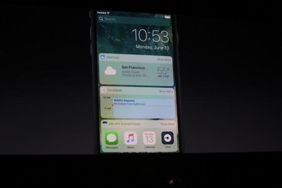 WWDC 2016 Apple lancia novità software