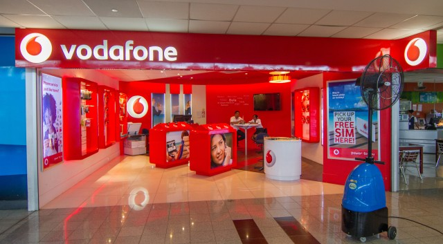 Vodafone Estate 2016