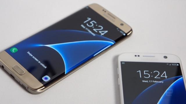 Galaxy S7, S7 Edge Patch sicurezza