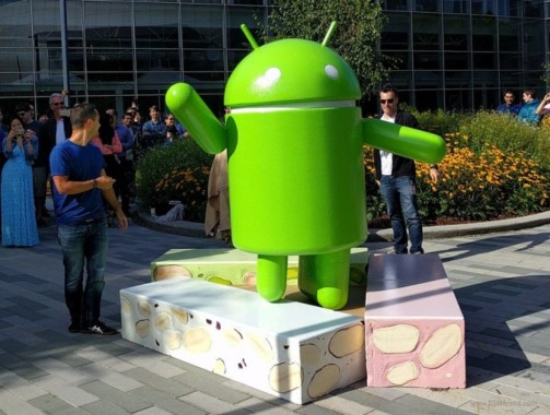 Android N: nome ufficiale