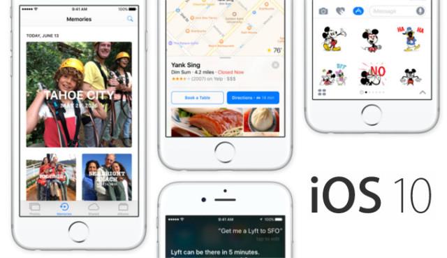 iOS 10 data rilascio, beta pubblica, iPhone e iPad compatibili