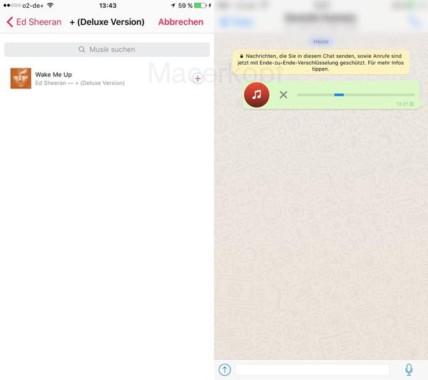 WhatsApp aggiornamento: brani musicali, emoji più grandi e segreteria