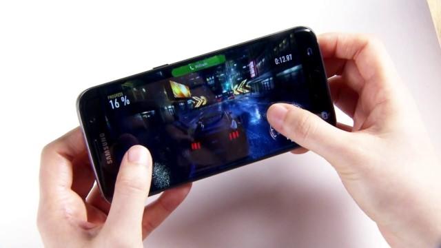 Galaxy S7, S7 Edge Gaming