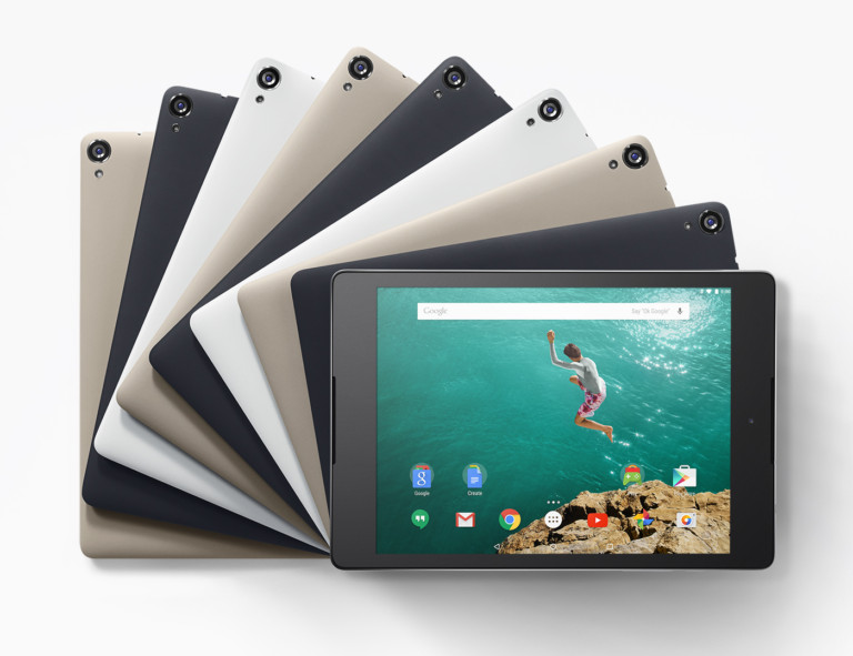 Nexus 9 aggiornamento Android N