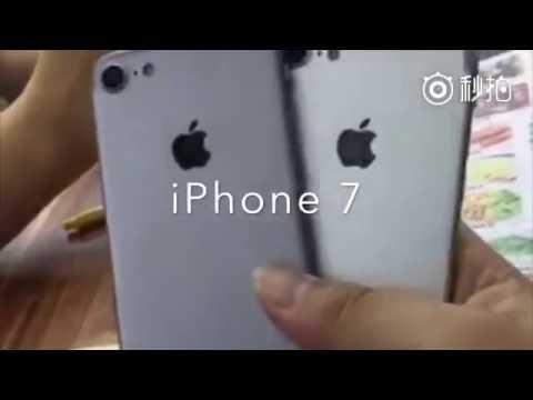 iPhone 7 video