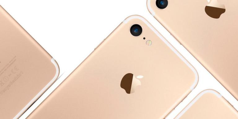 iPhone 7 batteria