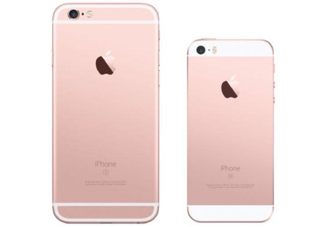 iPhone 6S e iPhone SE sottocosto