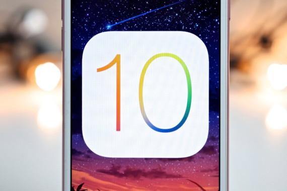 iOS 10 Beta 1 pubblica