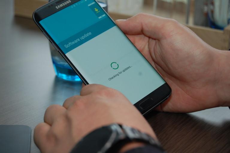 Galaxy S6, Galaxy S6 Edge Plus aggiornamento