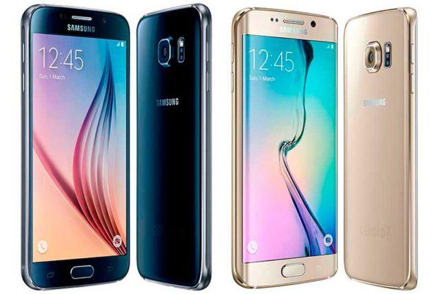 Galaxy S6 e S6 Edge aggiornamento