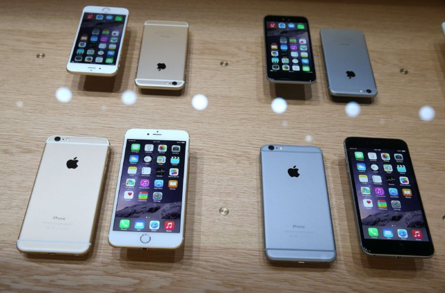 iPhone 6S top popolarità in Italia