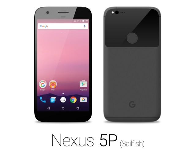 Nexus 5P successore di Nexus 5X