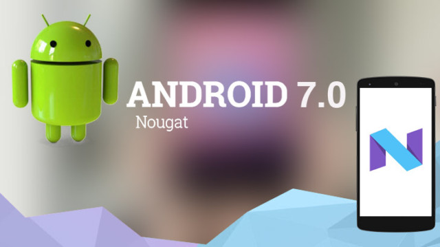 LG G3, Xperia Z3, Galaxy S5, Htc One M8: Android Nougat