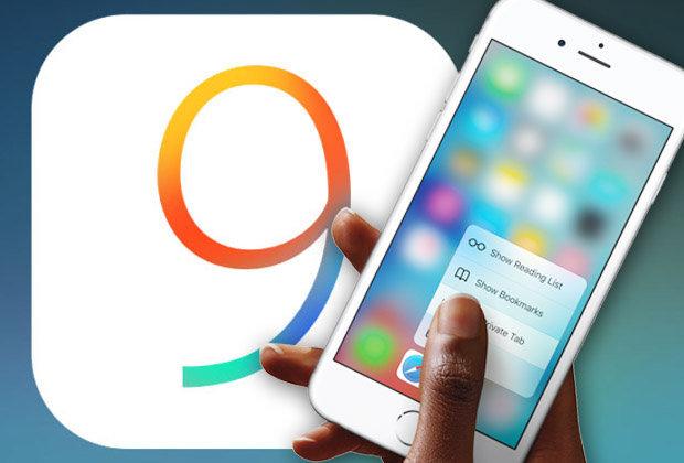 iOS 9.3.5 aggiornamento