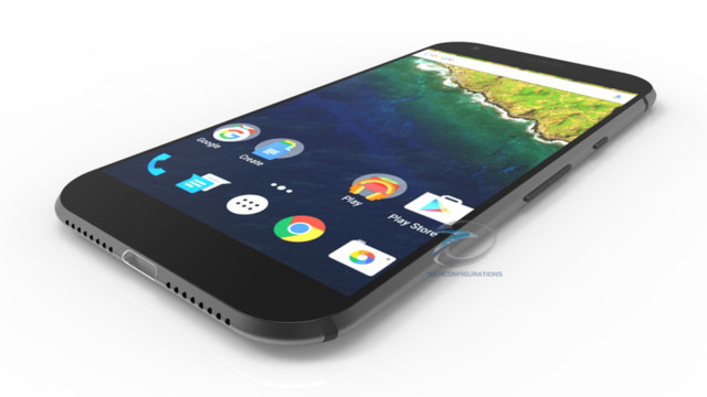 "Nexus ""Marlin"" successore di Nexus 6p"