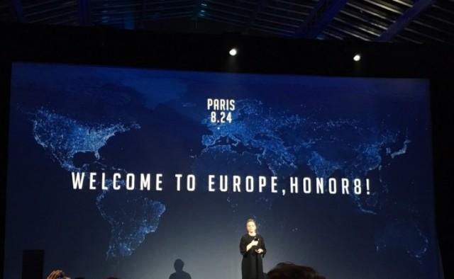 Huawei Honor 8 Europa