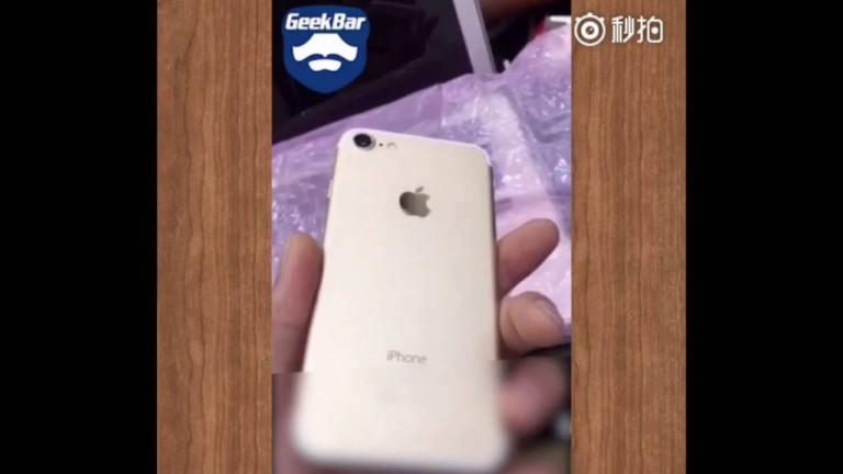 iPhone 7 video funzionante