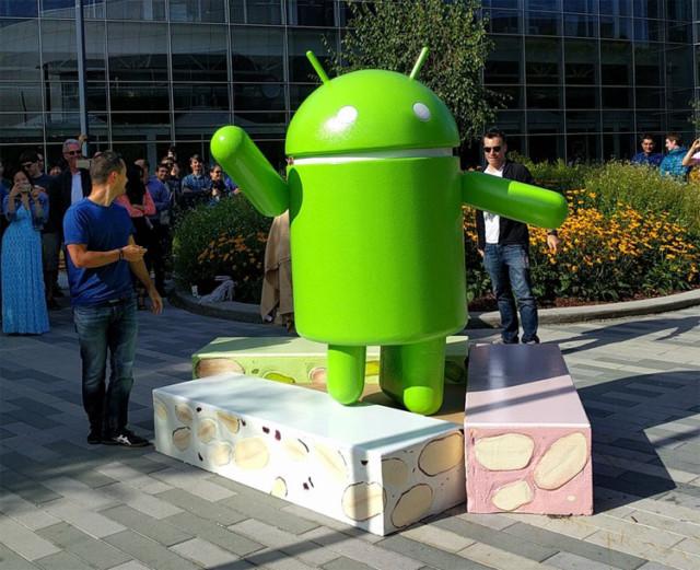 Android Nougat per Nexus 5x e Nexus 6P