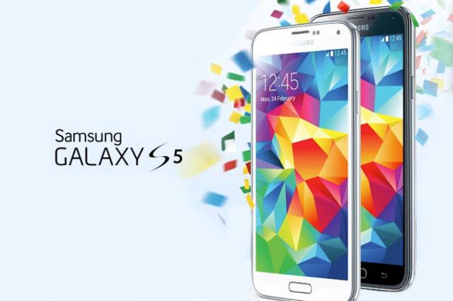 Galaxy S5 Vodafone: aggiornamento
