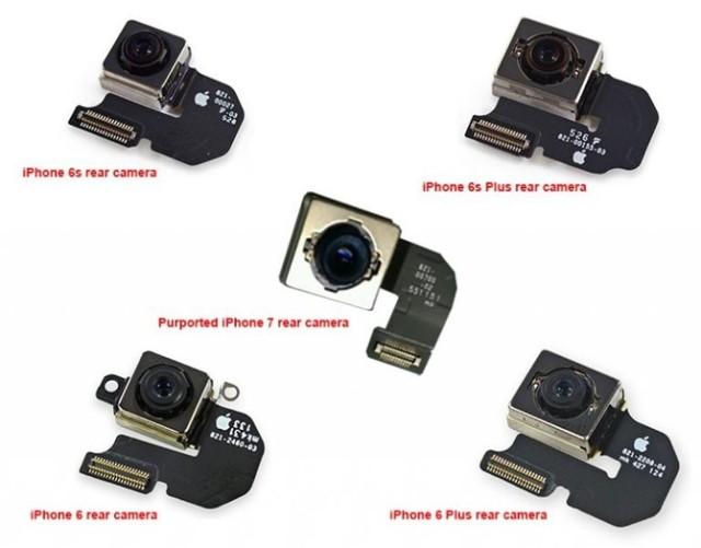 IPhone 7, la fotocamera posteriore potrebbe supportare la stabilizzazione ottica