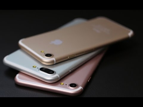 IPhone 7 Pro: in video un magnifico concept