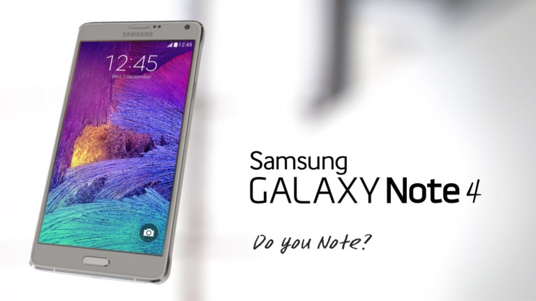 Galaxy Note 4 aggiornamento luglio 2016