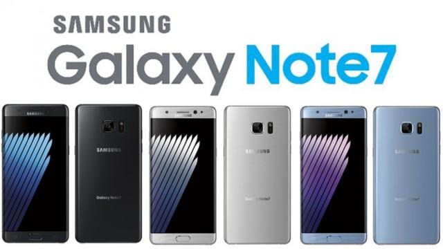 Galaxy Note 7 prevendita: prezzo