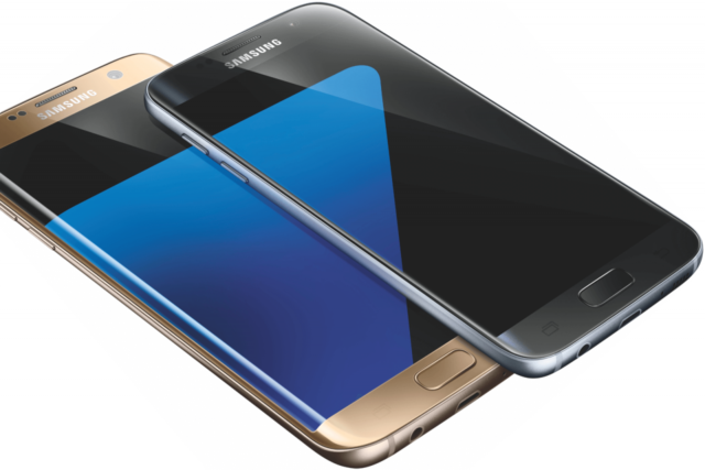 Galaxy S7 e S7 consumo batteria