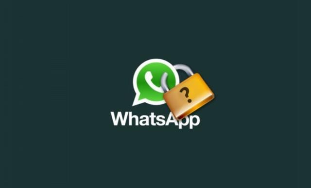 Aggiornamento WhatsApp, accesso alle chat solo con password!