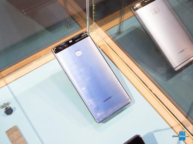 Huawei P9 nuovi colori