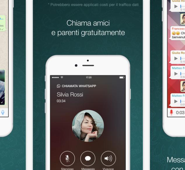 WhatsApp si aggiorna alla versione 2.16.11 per gli utenti iOS