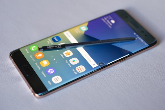 Galaxy Note 7 sicuro esplode