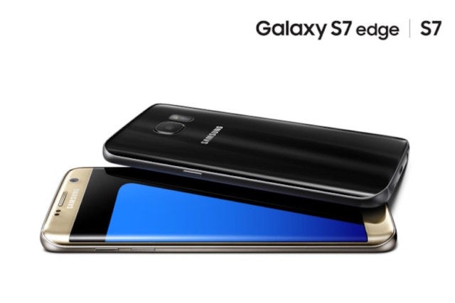 Galaxy S7 e S7 Android Nougat