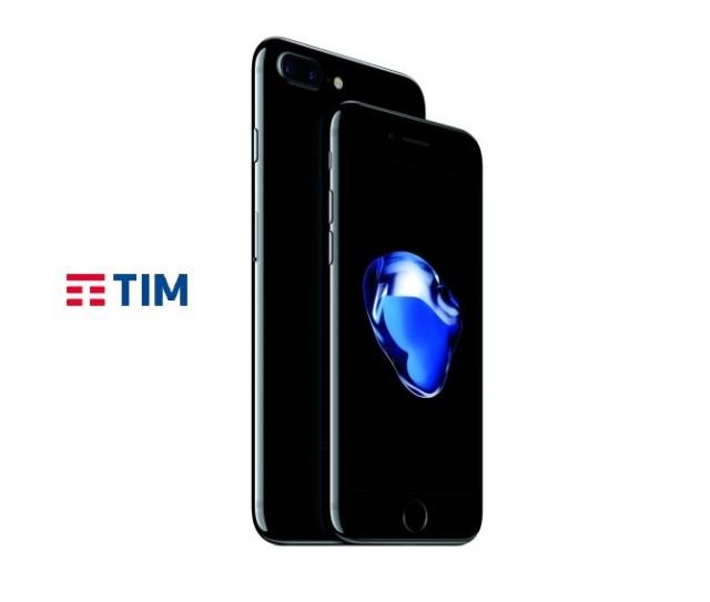 TIM offerte iPhone 7