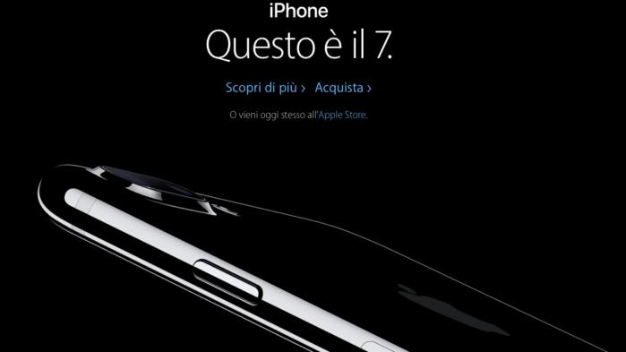 iPhone 7 in Offerta