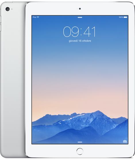 iPad Air 2, iPad Mini 4 e Mini 2 minimo 32GB di ROM al prezzo dei 16GB