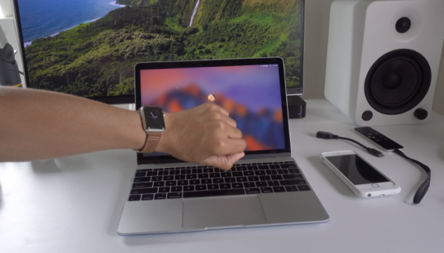 Apple Watch per sbloccare il Mac