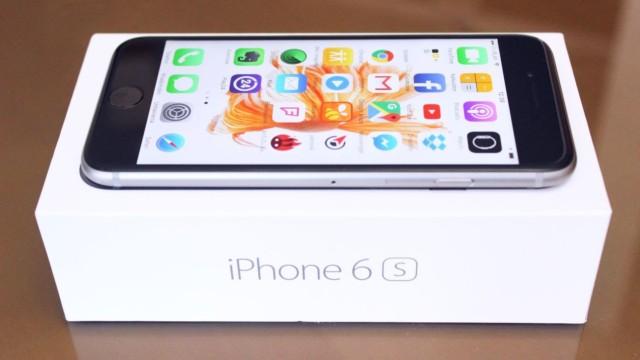 L and 'iPhone 6s è lo smartphone più venduto al mondo