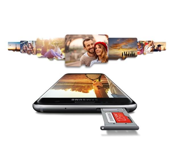 Galaxy S7 promozione microSD 128GB
