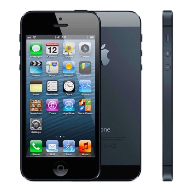 iPhone 5 16GB a 179 euro: l'offerta retrò su un volantino