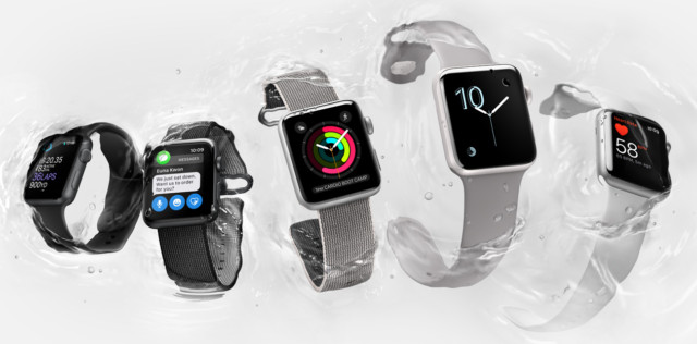 Apple Watch con Watch OS 3.1