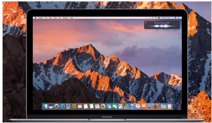 Arriva macOS Sierra: download e novità